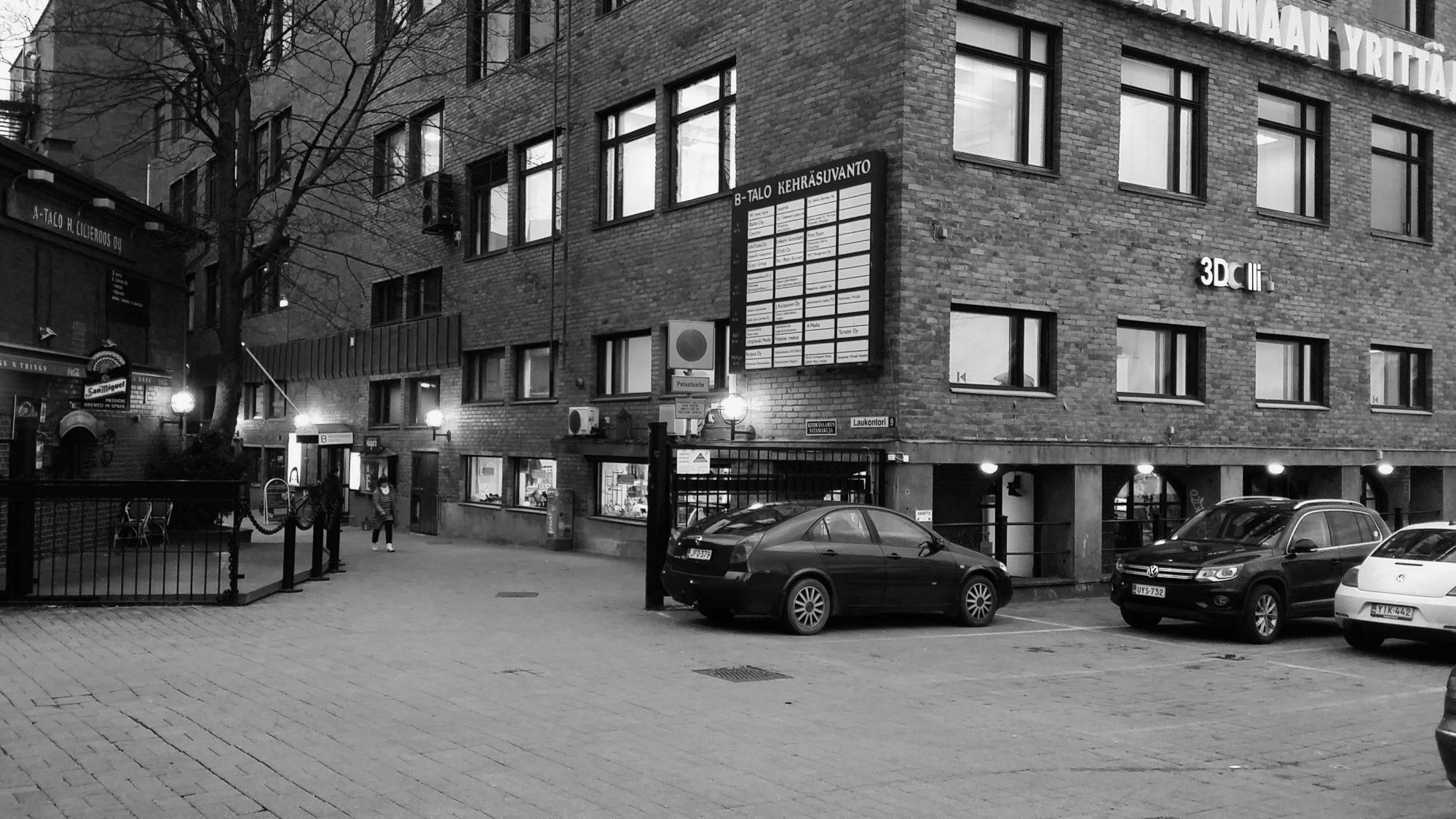 Fysioterapia- ja hierontatoimintani sijaitsee Tampereen Kehräsaaressa