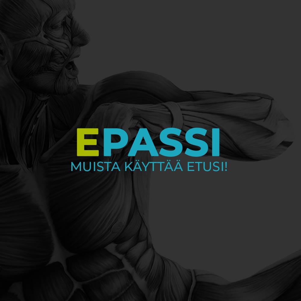 ePassi - muista käyttää etusi!